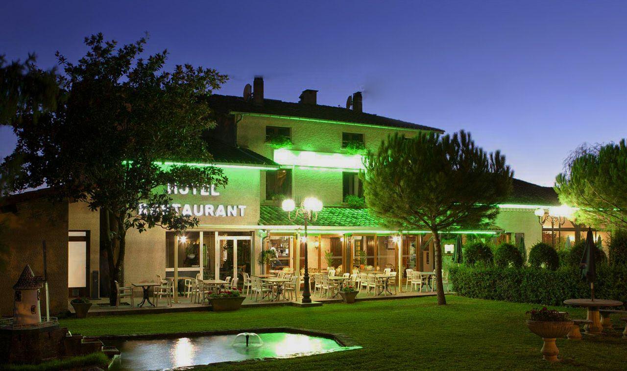 hotel à 30 min de Toulouse